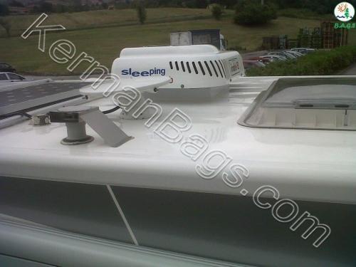 کولر درجا گازی یک تکه سقفی مدل اوبیلو (اندلبی ایتالیا)