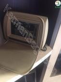 مانیتور ال سی دی 7 اینچی پشت صندلی 2 عددی زیپ دار (ویژه)