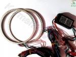 چراغ LED دور لنزی مولتی کالر بلوتوثی خودرو