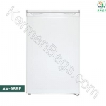 German Solar Refrigerator 102 liters (Fabrik van and caravan and apartments, offices and hotels)