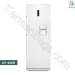 German Solar Refrigerator 428 Liters (Factory Concierge & Caravan & Home & Hotel & Store)