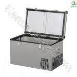 Italian refrigerator Andlbil 74 liters large steel box