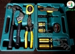 Special vehicle portable car tool kit