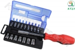 20-piece screwdriver box