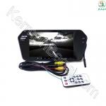 7-inch multimedia monitor