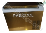 New Philadelphia COOL DESIGN refrigerator 32-liter golden car