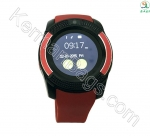 ساعت هوشمند مسافرتی طرح اس دو رنگ قرمز