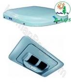 کولر درجا آبی سقفی مدل هوشمند 12 (ابرش باخر آلمان)