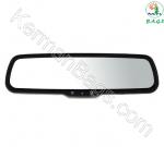 آینه خودرو مانیتوردار به همراه دوربین مدل cr-c-2049