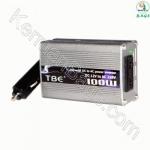تبدیل برق ماشین به برق شهری (TBE-P-100W)