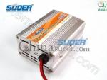 تبدیل برق ماشین به برق شهری (Suoer-SDA-100W)