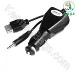 شارژر USB و FM فندکی خودرو