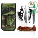 چاقو 1 تا 4 کاره خودرو (ویژه)