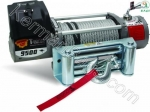Cable winch 9500 pounds