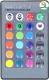 لامپ ال ای دی 16 رنگ هوشمند