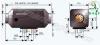 بخاری درجا خشک مدل D2 (ولتاژ 12 و 24 ولت) برای خودروهای سبک و سنگین