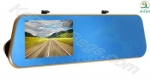 آینه خودرو مانیتوردار به همراه 2 دوربین فول اچ دی جدید