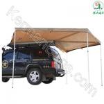 سایبان سقفی خفاشی خودرو